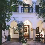 What is a riad in Marrakech?